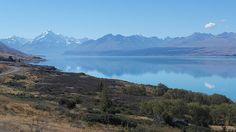 Road to Mount Cook #autonauti #NZL