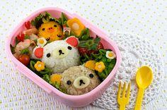 bears bento box
