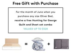 Free Gift With Purchase. | huntingforgeorge.com