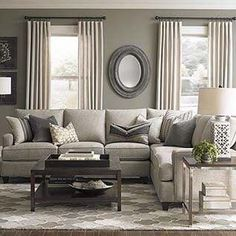 21 Living Room Layouts With Sectional For Your Home | Art work