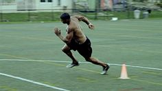 STACK Expert Raymond Tucker provides three football cone drills to build speed and agility.