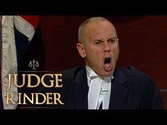 Text Santa: Judge Rinder Can't Stop Laughing At Terrible Reviews | Judge Rinder - YouTube