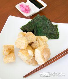 Mochi Puffs - Deep Fried