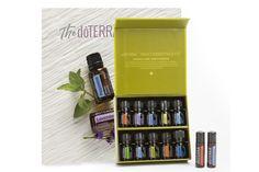 Essentials, Doterra Essential Oils, Kit, Lavender, Lipstick, Beauty, Lipsticks, Beauty Illustration