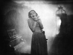 Greta Garbo in Torrent (Monta Bell, 1926), her first American film