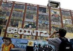 Queens' graffiti mecca is no more. The extensive aerosol art on 5 Pointz — an internationally renowned taggers paradise — was quietly painted white late Monday night.