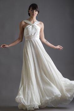 Il Sogno Atelier #bridal collection #weddingdress #silk #abitodasposa #sumisura