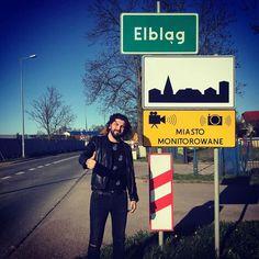 Jestem #elblag #steam_love #wdrodze #musictraveleroficial