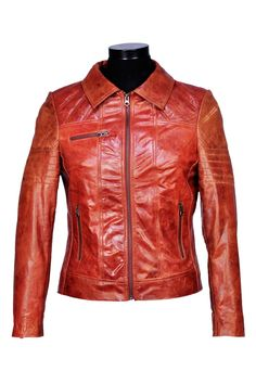 Buy Tan Leather Jackets For Women- Latest Bareskin Fashionable Ladies Leather Jacket Online in India at Tan Leather Jackets, Leather Jackets Online, Jackets For Women, India, Lady, Stuff To Buy, Shopping, Fashion, Cardigan Sweaters For Women