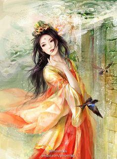 Digital Art by Chinese artist Phoenixlu