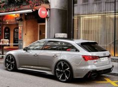Audi A6 Rs, Audi Rs6, Audi Wagon, Vintage Porsche, Nice Cars, Supercars, Motors, Convertible, Truck