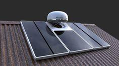 OneWeb solar powered internet