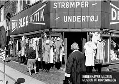 Plads, Good Old, Copenhagen, Denmark, Photographs, Shops, In This Moment, History, Image