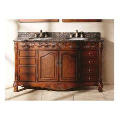 pictures of antiqued kitchen cabinets cabinet re purposed as vanity beautiful bathrooms 7438