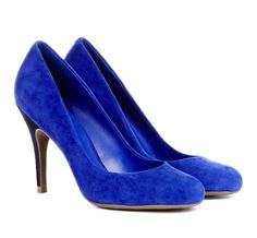 christy round toe pump
