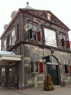 Gouda, de Waag/Weigh-house, The Netherlands