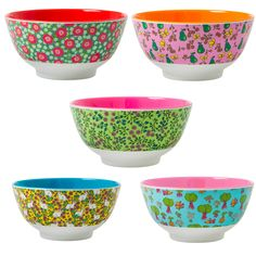 Rice dk Melamine Bowls Two Tone by: Rice dk - Huset-Shop.com | Your