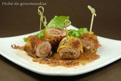 Piccata veau foie gras Foie Gras, Marmite, Sausage, Chicken, Meat, Charcuterie, Food, Cooking Recipes, Sausages