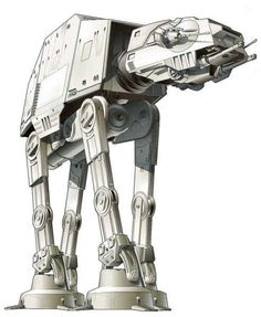 TB-TT (Transport Blindé Tout-Terrain) | Star Wars – L'univers