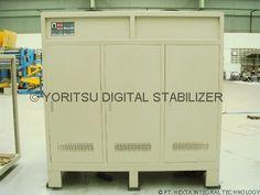 Stabilizer Yoritsu 630 KVA, Project Balaraja   http:// hexta.co.id, email : sales@hexta.co.id, Telp : (021) 2925-5900, 2925-5905 (Huntings)