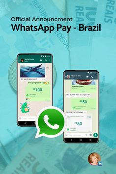 Facebook owned WhatsApp has launched its digital payments service ... in Brazil where it has 120m users. Assuming a wider rollout down the road, WhatsApp Pay essentially accomplishes what Facebook's Libra initially set out to do. WhatsApp is the biggest messaging app in the world with 2Bn users. WhatsApp Pay allows users to send money to one another for free or make purchases from small businesses. Click to learn more!  #socialmedia #whatsapp #messaging #facebook #socialmedianews Facebook Marketing Strategy, Online Marketing Tools, Internet Marketing, Social Media Marketing, About Facebook, Business Pages, Small Businesses, Brazil, Messages
