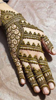 Henna Hand Designs, Mehndi Designs Finger, Indian Henna Designs, Mehndi Designs Book, Mehndi Designs For Girls, Mehndi Designs For Beginners, Modern Mehndi Designs, Wedding Mehndi Designs, Mehndi Designs For Fingers