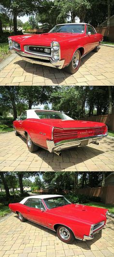 1966 Pontiac GTO – Numbers Matching, Remarkably Restored, Concours Bronze Award Winner Bronze Award, Pontiac Gto, White Vinyl, Award Winner, Automatic Transmission, Cars For Sale, Restoration, Numbers, Awards