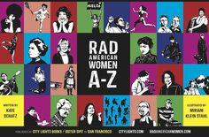 RAD American Women by Kate Schatz and Miriam Klein Stahl