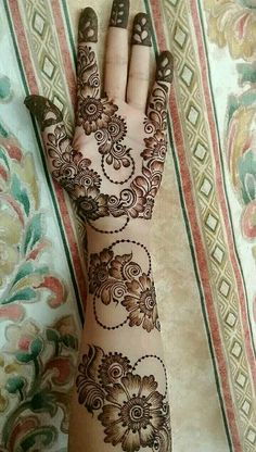 Mehendi design Mehndi Designs Book, Arabic Henna Designs, Mehndi Designs 2018, Mehndi Designs For Girls, Mehndi Designs For Beginners, Mehndi Design Pictures, Wedding Mehndi Designs, Unique Mehndi Designs, Mehndi Designs For Fingers