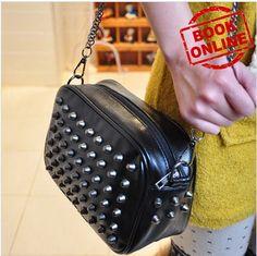 dace24ba92 Women s Satchel leather Messenger Bag Black