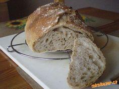 Chlebík s extra chrumkavou korkou