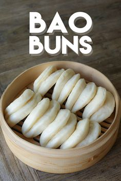 10 Most Misleading Foods That We Imagined Were Being Nutritious! The Best Bao Buns Recipe Bun Recipe, Steam Buns Recipe, Good Food, Yummy Food, Tasty, Steamed Buns, Asian Cooking, Food Videos, Recipe Videos