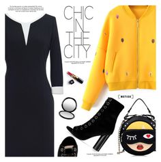 """""""Chic Style"""" by metisu-fashion ❤ liked on Polyvore featuring Barbara Bui, Chanel, MAC Cosmetics, polyvoreeditorial, polyvoreset and metisu"""
