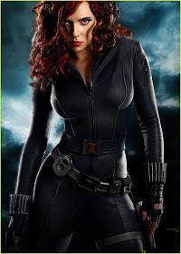Blog De Cómics Scarlett Johansson Es La Viuda Negra Chicas Marvel Los Vengadores Viuda Negra Viuda Negra