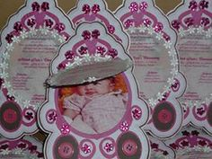 Craft Invites for Christening / Baptism etc. for order and inquiry please do comment or contact me at leslie +63 927 857 0959 / +63 923 741 4843