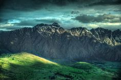 Outside of #Queenstown.  #treyratcliff at www.StuckInCustom... - all images Creative Commons Noncommercial.
