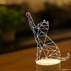 HTG4 LED Illusion Micro USB LED Night Light Deco Table Desk Lamp-3D Visualization - Home Decor Lamp for Chirstmas,Valentines Gift,Lovers -Cat LEMEI STAR http://www.amazon.com/dp/B01819QME4/ref=cm_sw_r_pi_dp_h1d6wb1G0PKSS