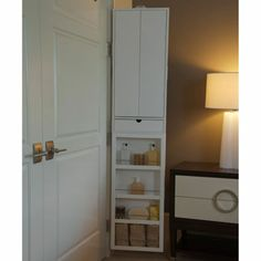 Costco Cabidor 174 Mini Deluxe Behind Door Storage Cabinet