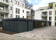 die 343 besten bilder von carport einhausungen. Black Bedroom Furniture Sets. Home Design Ideas