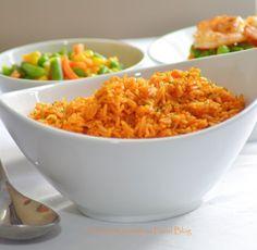 Funke Koleosho's Food Blog: Jollof Rice
