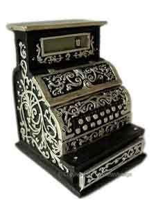 interesting vintage cash register.