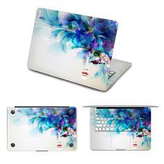 sticker macbook decal mac air decal sticker laptop by MixedDecal