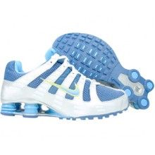 Nike Shox Turb OH 313927 441 french blue blue frost metallic silver brly blue
