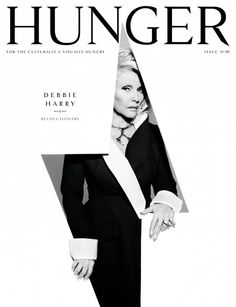 Hunger Issue Five Cover Stars - Debbie Harry | Film | HUNGER TV