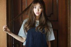#Kim Ja Young #ulzzang #korean
