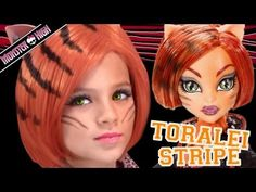 Emma shows you to do your costume makeup like Toralei Stripe from Monster High.    Emma is one of YouTube's Youngest Makeup Gurus at only 8 years old.    Products Used:   I'll update this here in a bit    OUR LINKS:  http://www.twitter.com/kittiesmamayt  http://www.youtube.com/kittiesmama  http://www.kittiesmama.com    OUR PLAYLISTS:    All of Emma's Beauty/M...