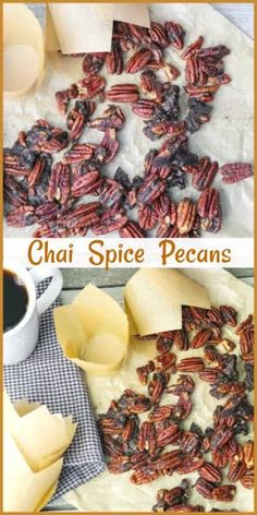 Vegetarian Gluten free · Serves 3 · These crunchy pecans are really simple to make and taste out of this world delicious. Great to serve for any gathering or when you want a treat to munch on at home. Enjoy! #easyappetizer… More