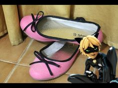 •Marinette Shoes | Cosplay tutorial Miraculous• - YouTube