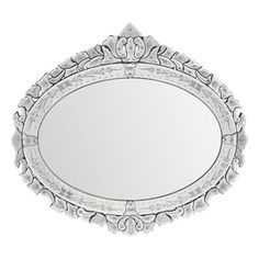 Somette Venetian Square Clear Mirror - Overstock Shopping - Great Deals on Somette Mirrors
