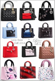 Brilliant Luxury♢Lady Dior Fall 2014 Dior 2014 d66056af42f7a